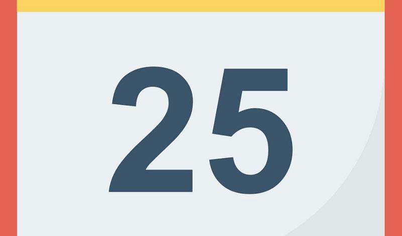 Número 25