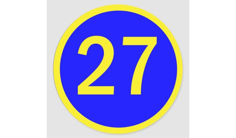 Número 27