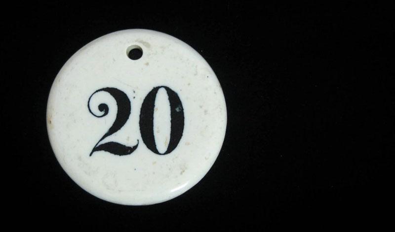 Número 20