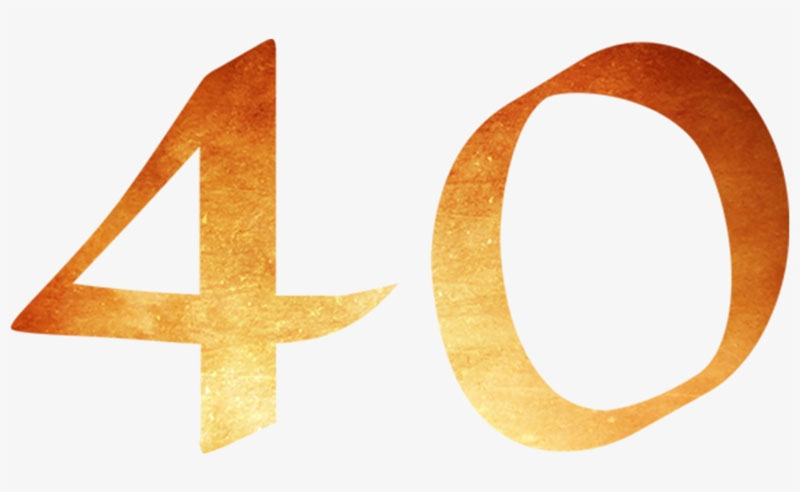 Número 40