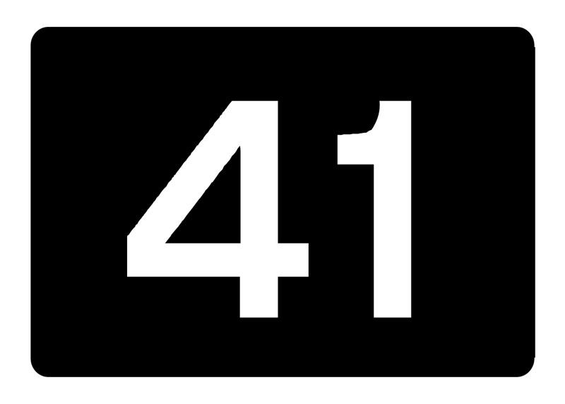 Número 41