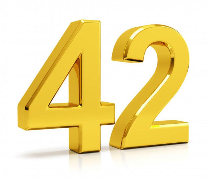 Número 42