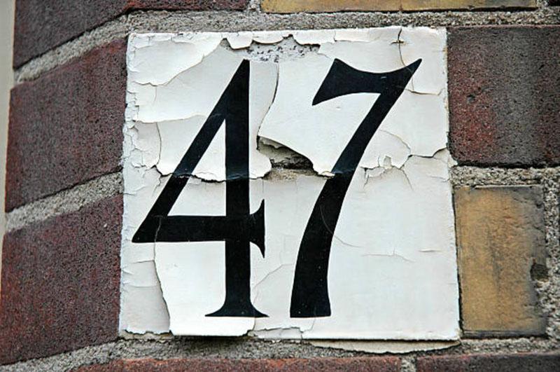 Número 47